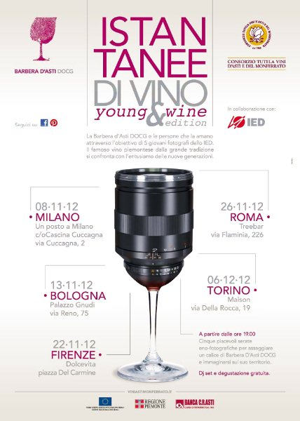 Istantanee di Vino Young&Wine edition