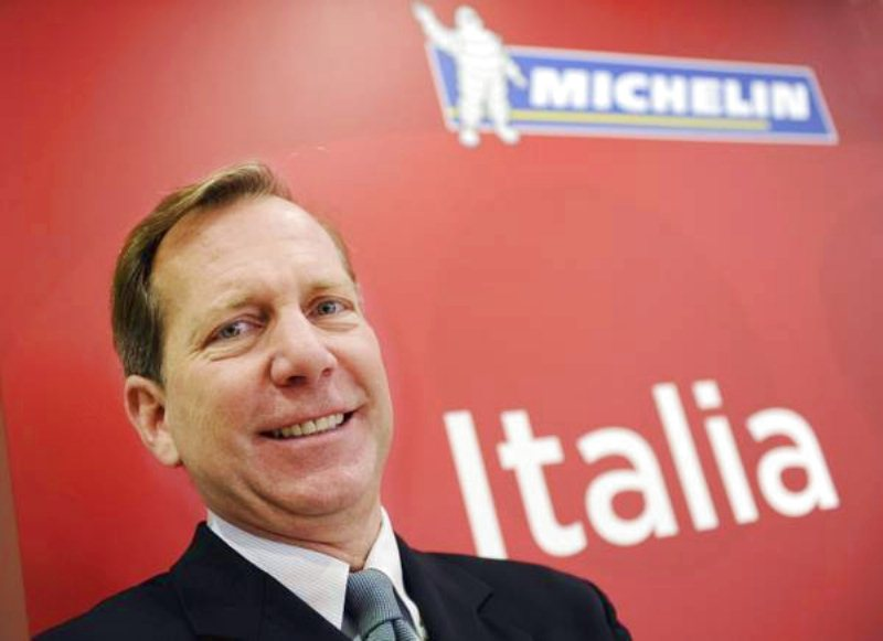 Chef Crippa new entry fra Tre stelle Michelin Sette i ristoranti piu quotati in italia dalla rossa