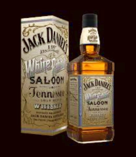 Jack Daniel's: una limited edition per i 120 anni del White Rabbit Saloon