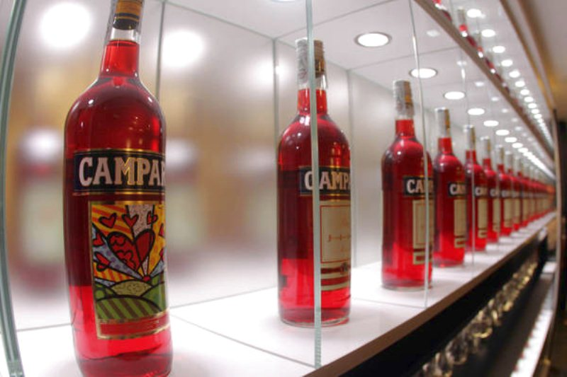 Campari vende punch Barbieri a distillerie Moccia