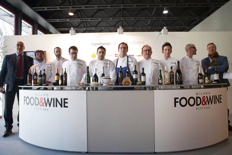 MILANO FOOD&WINEPoesia nel Bicchiere