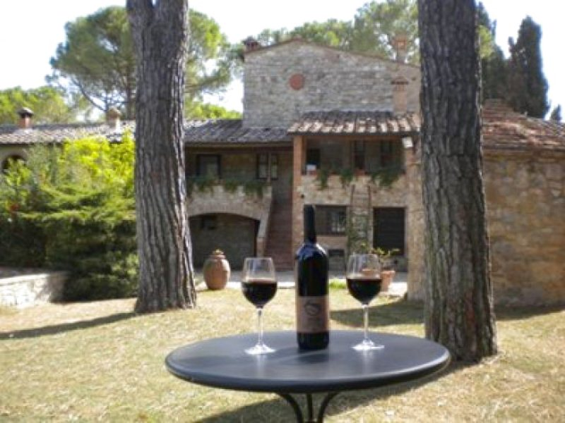 CANTINE APERTE IN TOSCANABORGO SANTINOVO - Colle Val d'Elsa (SI)