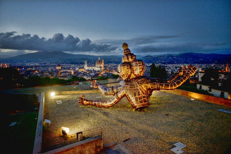 A Firenze Una Sera Il Forte Belvedere The Wine Italia