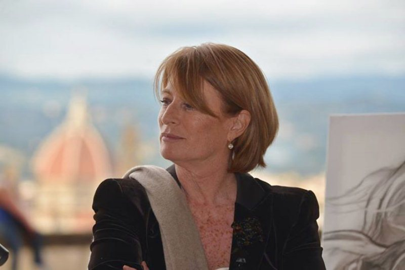 Elisabetta Rogai al Friend of Art Foundation